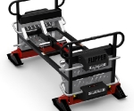 New Sled Attachment for single or double man push/pull